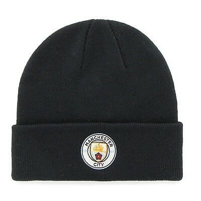 MANCHESTER CITY Official Bronx Navy  Hat Crested   FREE (UK) P+P