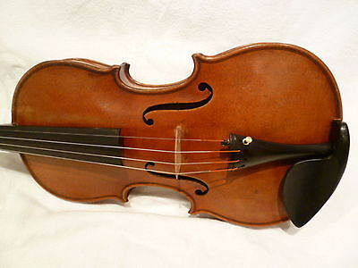 Private COLLECTION to SELL - 2:  A fine VIOLIN - GEIGE by Reinhold SCHMIDT 1891