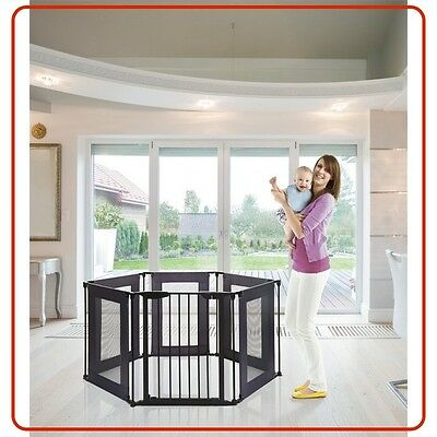 ❤ Dreambaby Dream Baby Brooklyn 3 in 1 Converta PlayPen Gate Mesh Sides+6 Panels