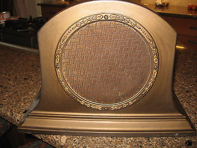 RCA 100A battery radio table top vintage speaker-Good and working