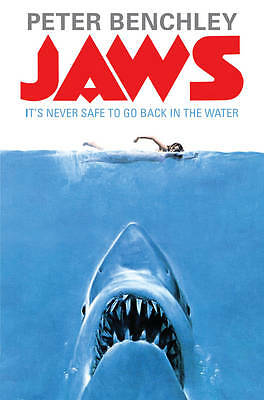 Jaws by Peter Benchley BRAND NEW BOOK (Paperback, 2012)