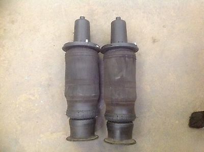 Land Rover Range Rover P38 Front Suspension Air Bag Pair