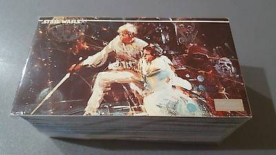 Star Wars Topps Widevision - All 3 Base Sets - ANH , ESB, Return of the Jedi