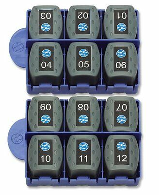 Ideal Industries 158050 Kit of 12 RJ45 Remote Units