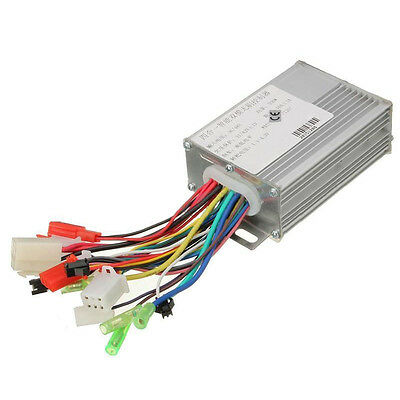 Electric Bike Brushless Motor Controller 36/48V 350W For Electric Scooters T4X6