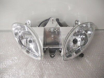 Piaggio X9 500 Evolution USA Spec 2004-2007 Headlight Assy RRP £223.14!! 638707