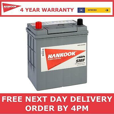 UK 055 Car Battery - 12V 35Ah - 4 Years Warranty HONDA TOYOTA NISSAN SUZUKI