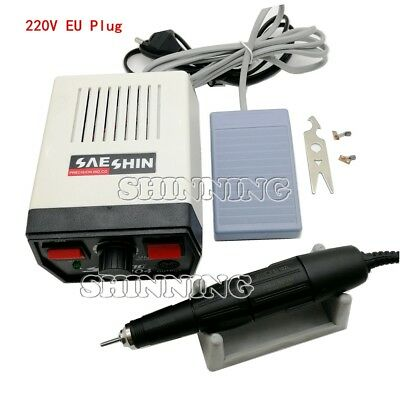 Dental Marathon Micromotor STRONG204 + 102L handpiece 35000RPM Polishing Machine