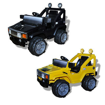 New Children Kids Ride-on Car Electric Toy Car Electric Black/Yellow Selectable