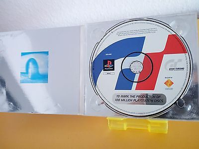 Gran Turismo LIMITED EDITION (Sony PlayStation 1, 1999) PS1