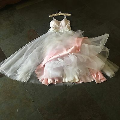 Ball gown by Zola Keller