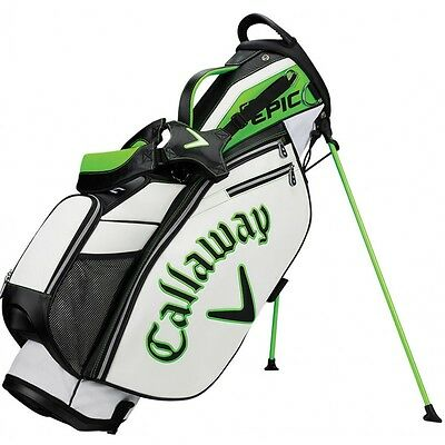 """new 2017"" Callaway Gbb Epic Pvc Golf Tour Stand Carry Bag / Amazing Quality !!!"