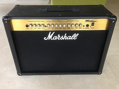 Marshall MG250DFX Amplifier - Dual 50 Watt with Special FX -  Superb Condition