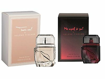HELENE FISCHER That's me! EdP 50 ml + Me myself & you! EdP 50 ml im Set Neuware