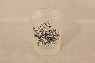 Florida USA Shot Glass