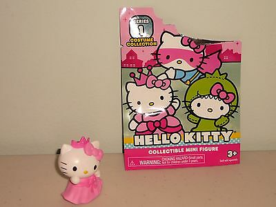"""New~Opened Hello Kitty """"princess"""" Blind Bag 2016 Series 1 Costume Collection Fig"""