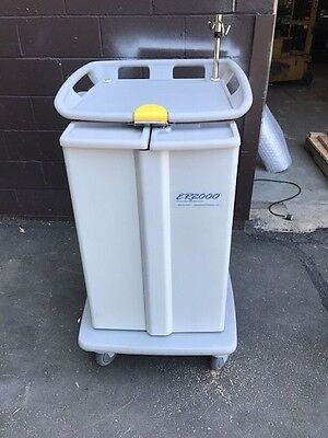 Waterloo ER 2000-R Full Access Emergency Cart New