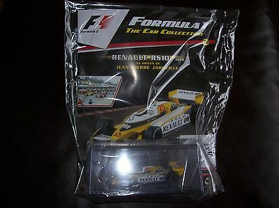 Formula 1 The Car Collection Part 32 Renault RS10 1979 Jean-Pierre Jabouille