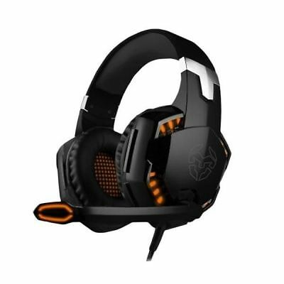Nox Casque Gaming Krom Kyus 7.1 Pc / Ps4