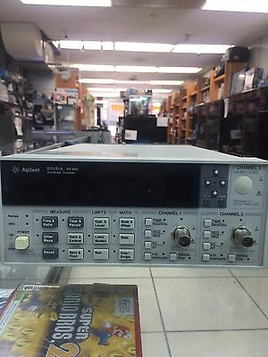 Agilent 53131A 225 MHz Universal Frequency Counter