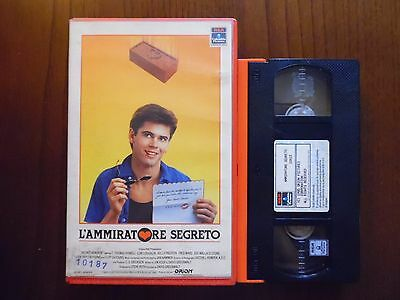 L'ammiratore segreto (C. Thomas Howell, Lori Loughlin) - VHS ed. Columbia rara