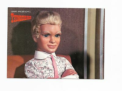 Gerry Anderson's Thunderbirds Postcard - Engale Marketing 1988 Alan Tracy
