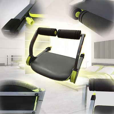 Full Body Trainer Core GYM Machine Fitness Equipment Exercise AB Workout Mat Abs