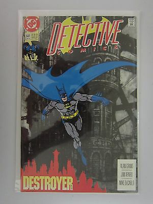 Detective Comics (1937 1st Series) #641 - 8.5 VF+ - 1992