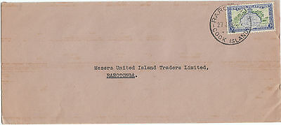 Cook Islands local cover 1960