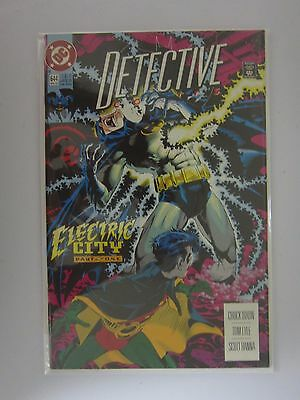 Detective Comics (1937 1st Series) #644 - 8.5 VF+ - 1992