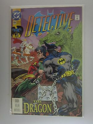 Detective Comics (1937 1st Series) #650 - 8.5 VF+ - 1992