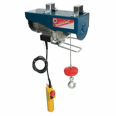 Silverline 442463 Electric Hoist with 500 kg Capacity
