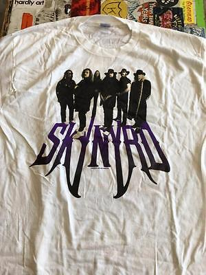 LYNYRD SKYNYRD Still Smokes Vintage Tour T-Shirt Men Women X-Large 2000
