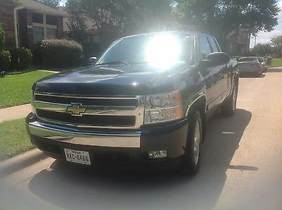 2007 Chevrolet C/K Pickup 1500 LT 2007 Chevy Silverado LT Extended cab 6.5 Ft bed 4WD NOT used as WORK truck