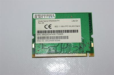 Liteon Wn2302A-F4 Wireless Lan Card Fujitsu Siemens Amilo Li1705 1510 Wlan Wifi