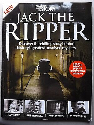 All About History Jack The Ripper Bookazine 2nd Edition