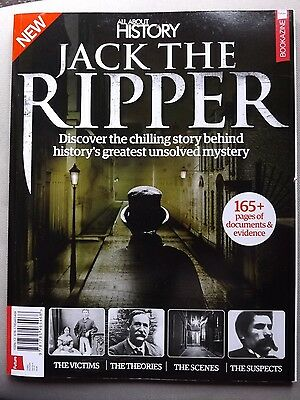 All About History Jack The Ripper Bookazine 3rd Edition