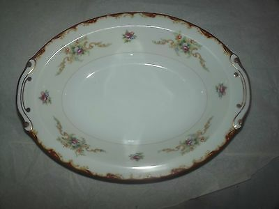 Harmony House Wembley  Oval Serving Bowl EUC