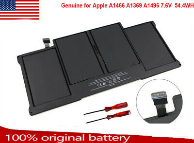 "100% Apple Original A1496 Battery For MacBook AIR 13"" A1466 2013-2015 Genuine"