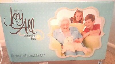 Joy For All Creamy White Cat - US Seller Free Shipping
