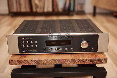 Sonic Frontiers Line 1 Vacuum Tube Stereo Pre-Amplifier - Remote + Box + Etc.