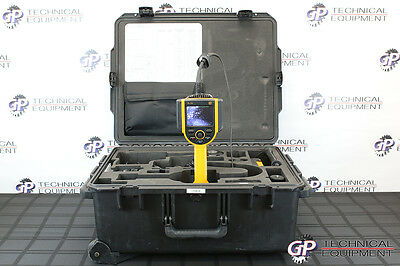 GE Inspection Everest VIT XLGO Videoscope 4mm/2m Flaw Detector NDT GEIT Iplex