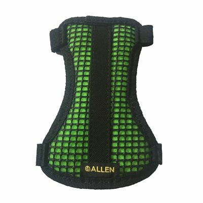 Green 2-Strap Allen Armguard, Allen, Shooting Accessories, WG-42014