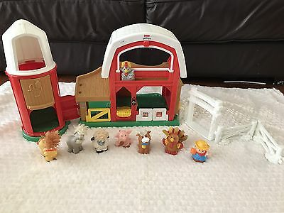Little People Farm House With Sound