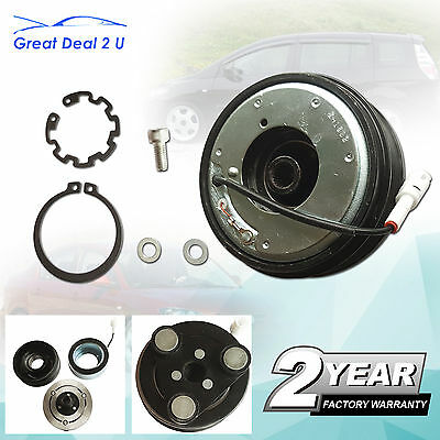 A/C AC Compressor Clutch Repair KIT MAZDA 3 / 5 Pulley with Bearing + Hub + Coil