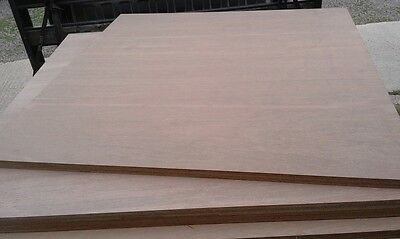 3 Pieces of NEW 25mm Premium Quality Marine Ply 45in x 43in (1143mm x 1092mm)