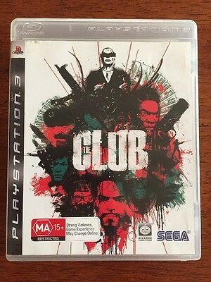 The Club Complete PS3 Sony PlayStation 3
