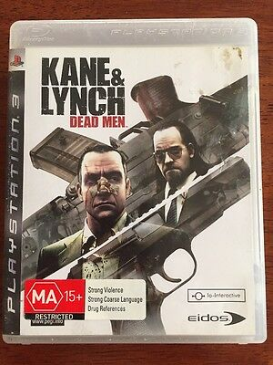Kane And Lynch Dead Men Complete PS3 Sony PlayStation 3