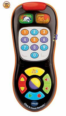 VTech Click and Count Remote Baby Toddler Infant Kids Toy Musical Instrument NEW