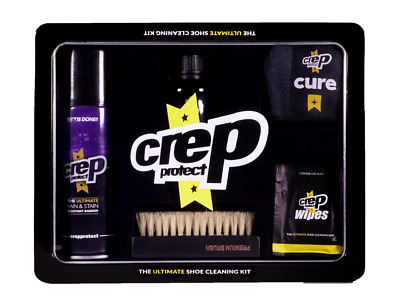 Crep Protect GIFT BOX - Geschenkbox als Set mit Wipes - Spray & Cure - 1006